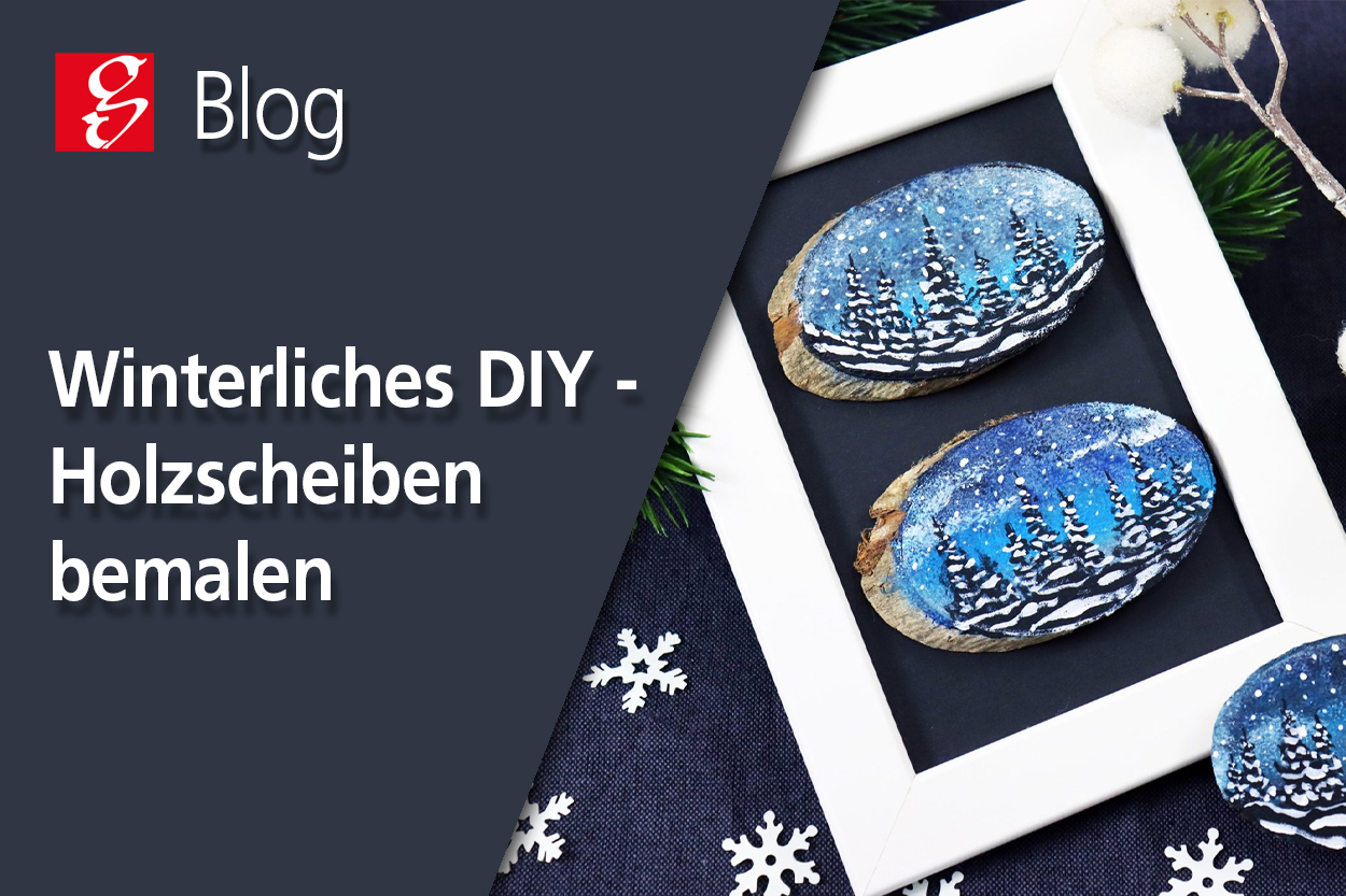 Blogbeitrag Winterliches DIY