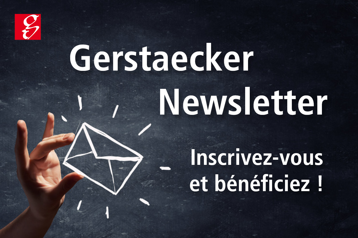 Gerstaecker Newsletter
