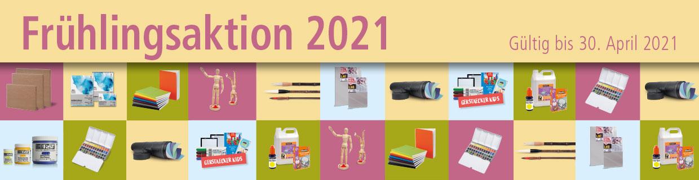 Frühlingsaktion 2021