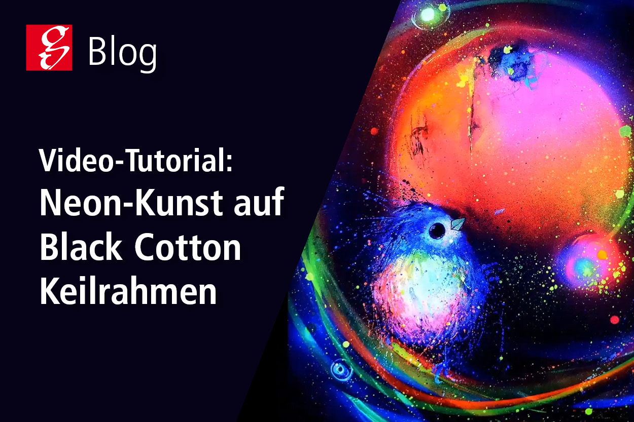 Blogbeitrag Video Neon-Kunst