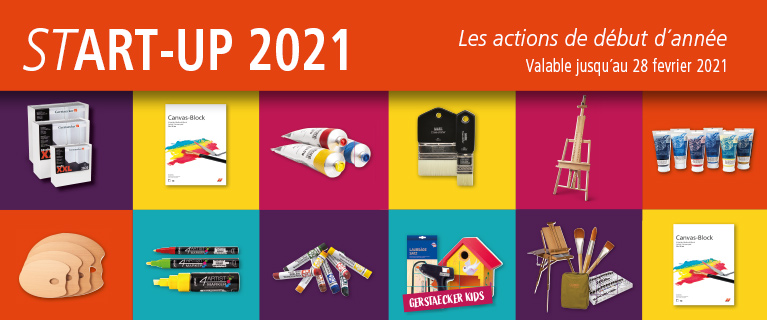 Start-Up 2021