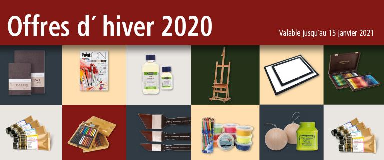 Gerstaecker Offres d hiver 2020