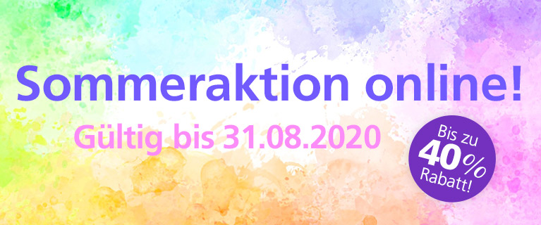 Gerstaecker Sommeraktion 2020